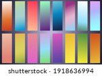 abstract creative multicolored... | Shutterstock .eps vector #1918636994
