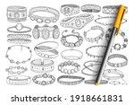 Bracelets And Baubles Doodle...