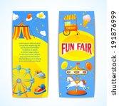 amusement entertainment... | Shutterstock .eps vector #191876999