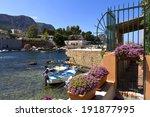 the sea at porticello near... | Shutterstock . vector #191877995
