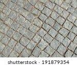 cobblestones | Shutterstock . vector #191879354
