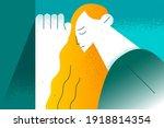 depression  stress  negative...   Shutterstock .eps vector #1918814354