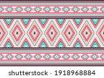 abstract geometric ethnic...   Shutterstock .eps vector #1918968884