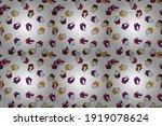 purple  black and white color.... | Shutterstock . vector #1919078624