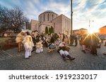 Mohacs  Hungary   February 16 ...
