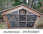 Wooden Insect Hotel Wood...