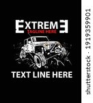 extreme  an illustration of... | Shutterstock .eps vector #1919359901
