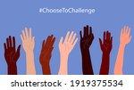international women s day. 8th... | Shutterstock .eps vector #1919375534