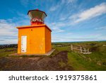 Ondveroarnes Lighthouse In The...