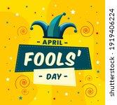 Flat April Fools Day...