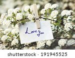 Small photo of Spring love