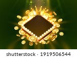 casino frame label frame ... | Shutterstock .eps vector #1919506544