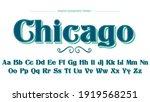 blue luxury serif for multiple... | Shutterstock .eps vector #1919568251