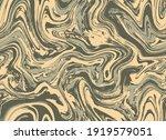 black seamless gouache vector... | Shutterstock .eps vector #1919579051