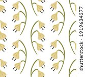isolated seamless pattern with... | Shutterstock .eps vector #1919634377