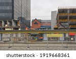 Demolition Of The Town Centre...