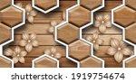 3d Wallpaper Background  Wooden ...