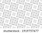 flower geometric pattern....   Shutterstock .eps vector #1919757677