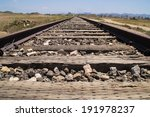 The Old Train Tracks Through...