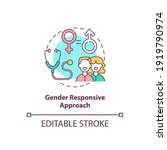 gender responsive approach...   Shutterstock .eps vector #1919790974