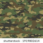 military vector camouflage... | Shutterstock .eps vector #1919802614