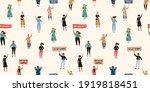 international womens day.... | Shutterstock .eps vector #1919818451