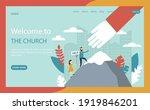 webpage vector illustration in... | Shutterstock .eps vector #1919846201