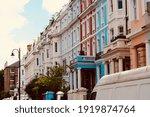 Street In London City Uk