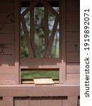 Classic Mini Wooden Window...