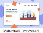 professional builders making...   Shutterstock .eps vector #1919901371
