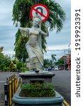 Gianyar City Park  Bali ...