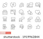 business and finance web line...   Shutterstock .eps vector #1919962844