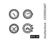 timer icon vector. time symbol...
