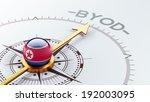 north korea high resolution... | Shutterstock . vector #192003095