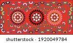 suzane  orient pattern carpet ...   Shutterstock .eps vector #1920049784
