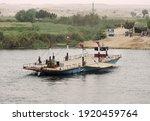 Nile  Egypt   March 28 2015. An ...