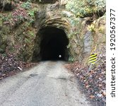 Small photo of Nada Tunnel in Stanton Kentucky