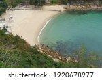 Turtle Cove Beach Hong Kong