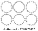 here is a very cute set of... | Shutterstock .eps vector #1920721817