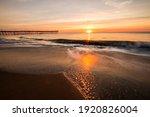 Dramatic Seascape Image Of...