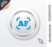 autofocus photo camera sign...