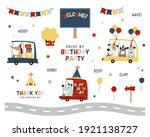 collection of design elements...   Shutterstock .eps vector #1921138727
