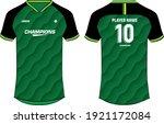 sports jersey t shirt design ...   Shutterstock .eps vector #1921172084