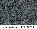 tropical seamless natural...   Shutterstock .eps vector #1921178024