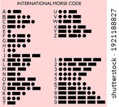 Morse Code Which Is Often Used...
