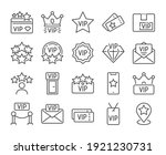 vip icon. very important person ...   Shutterstock .eps vector #1921230731