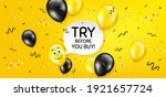 try before you buy. balloon...   Shutterstock .eps vector #1921657724