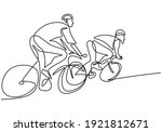 one continuous line drawing of...   Shutterstock .eps vector #1921812671