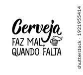 brazilian lettering.... | Shutterstock .eps vector #1921955414