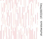 seamless simple pattern. pink... | Shutterstock .eps vector #1922007941